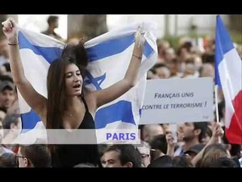 Operation Protective Edge: Rallies for Israel across the Globe