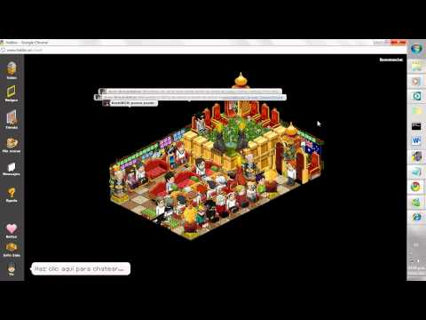 Imperio Throne De Habbo.