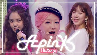 APINK SPECIAL★Since 'I DON'T KNOW' to 'I'M SO SICK' ERA★(1h50m Stage Compilation)