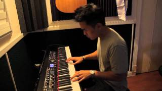 A Beautiful Midnight Piano Solo - Jervy Hou