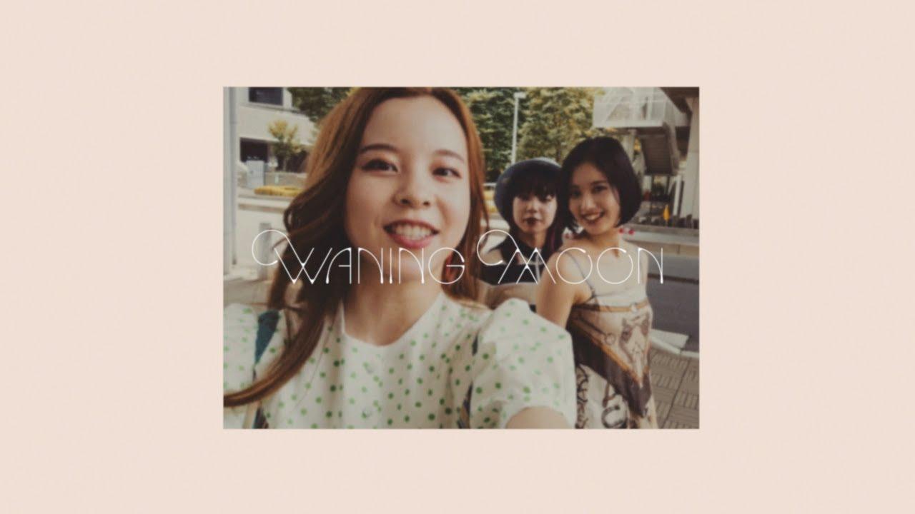 """MELLOW MELLOW(メロウメロウ)- """"WANING MOON""""のMVを公開 (MV Direction : KASICO(FIXION)) 4thシングル 新譜「WANING MOON」2019年10月2日発売予定 thm Music info Clip"""