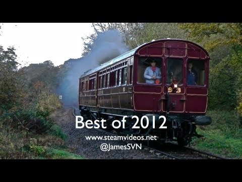 Best of 2012 - Main Line and Preserved Railways
