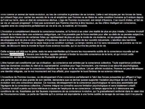 La Genèse Du Réel:34-Les barrières psychologiques de l'homme face à l'invisible