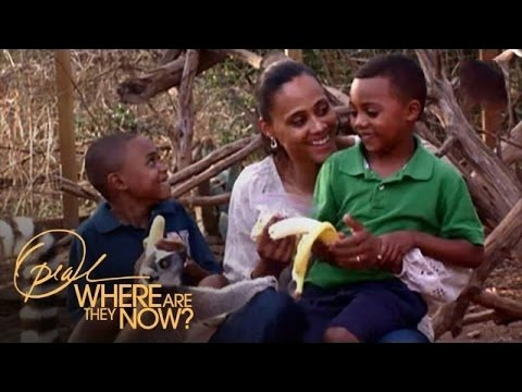 Marion Jones' Children Never Visited Her in Prison | Where Are They Now? | Oprah Winfrey Network