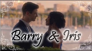 Barry & Iris {The Flash 3x09}