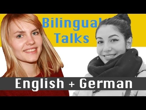 Bilingual Talks | Ep. 11 | English + German | Rika + Sarina