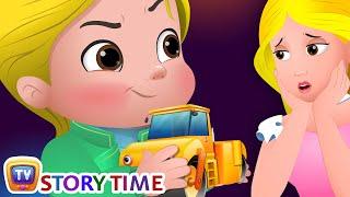 Cussly's Tantrums - ChuChuTV Good Habits Moral Stories for Kids