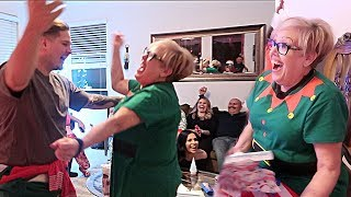 GRANDMA FREAKS OUT OVER BEST SURPRISE GIFT!