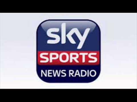 BLAZING SADDLES 06/01/2012 Ian Brindle Sky Sports News Radio