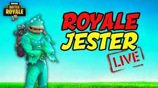 Fortnite Battle Royale Stream: PS4 Live Console Gaming (Subs Can Play)