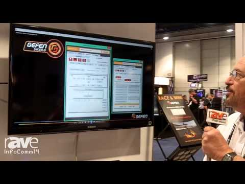 InfoComm 2014: Gefen Talks About its Syner-G Software Suite