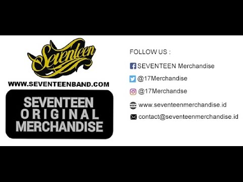 download lagu Promo Seventeen Merchandise gratis