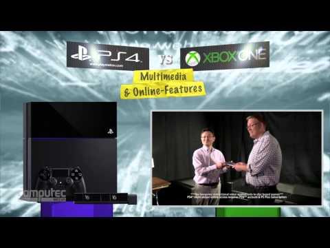 PS4 versus Xbox One: Der exklusive Direktvergleich zum Konsolenkrieg im Video