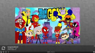 TEEN TITANS GO ! Jigsaw Puzzle Epic | Puzzle Game Video for kids -16