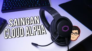 Headset Gaming Harus Begini! - Cooler Master MH752 Review