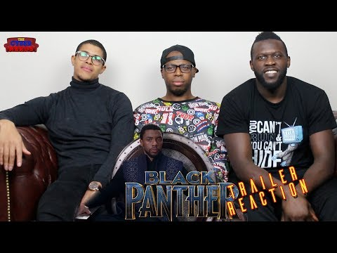 Black Panther 'Rise' TV Spot Reaction