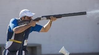 Skeet Men Highlights - ISSF Shotgun World Cup 2014, Tucson (USA)