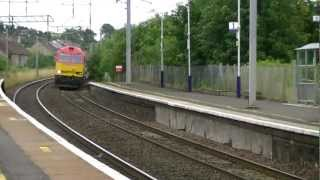 **Super 60 visits Scotland in tandem with 92037 on 6X65 at Carluke 3 August 2012.mpg**