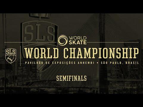 WS / SLS 2019 World Championships - São Paulo, Brazil - Semifinals LIVE