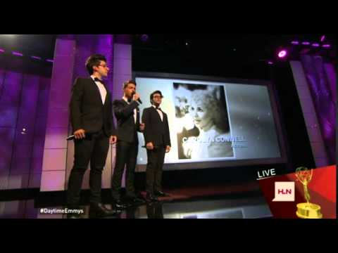Il Volo - memoriam on the Daytime Emmy Awards