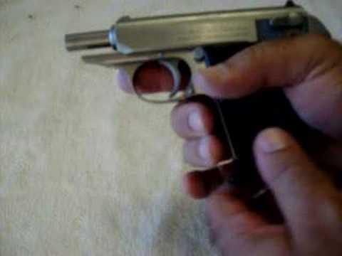 Pistola Walther PPK. FEG PA63. Bersa Thunder .380