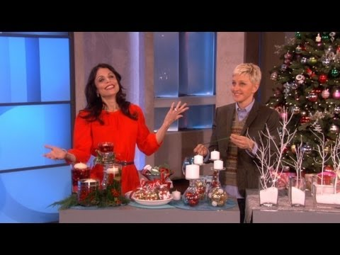 Bethenny's DIY Holiday Gifts