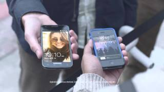 Samsung Galaxy S2 Nuovo spot anti Apple 2012