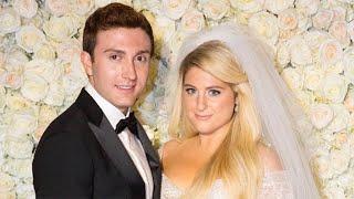 Daryl Sabara Surprises Meghan Trainor at their wedding !