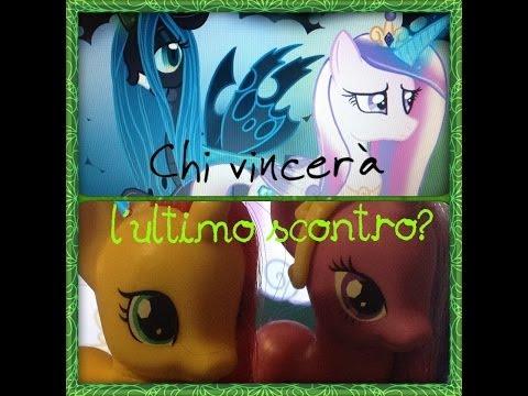 """My little pony """"Canterlot School"""" Episodio 14 (Famiglia riunita)"""