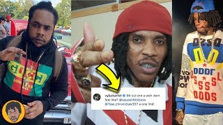Vybz Kartel READY Yah Now! | Should Alkaline And Squash Clash Continue?