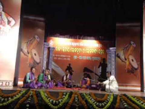 Khanjani Musical Instrument of Odisha (Song: Nauriya)