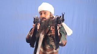 Osama bin Laden vs Saddam Hussein Rap Battle (Riteish & Pulkit) Making