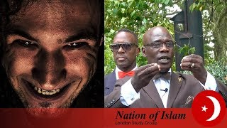 Video: Nation of Islam is about Freedom, Justice & Equality against the evil of White Supremacy - Leo Muhammad (NOI)