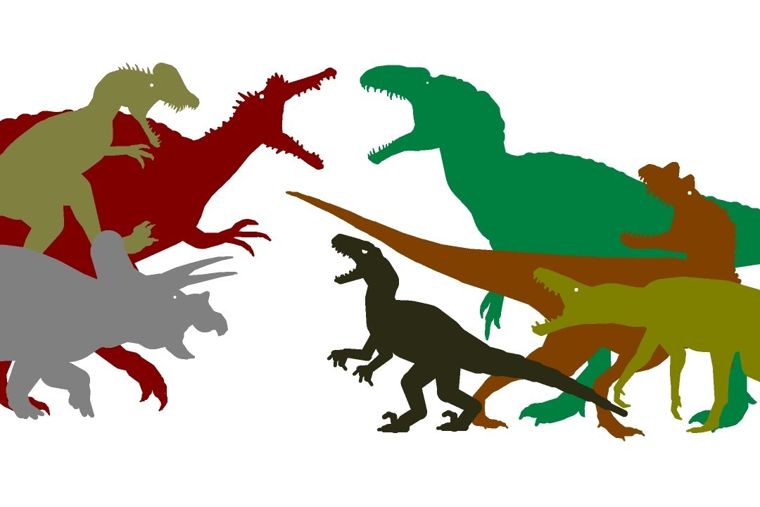Dinosaur King Battle Royale Dinosaur Battle Royale