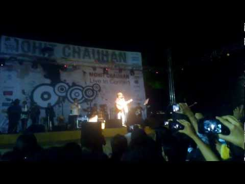 Dooba Dooba Rahta Hun .mohit Chauhan Live video