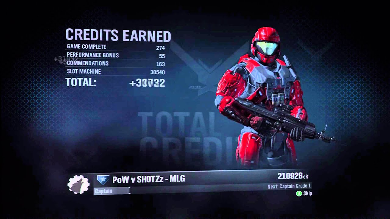 halo reach matchmaking most credits Halo reach best matchmaking for credits halo: reach is a first-person shooter video game developed by bungie and published by microsoft game studios for the xbox home video game myerstownuccorg sixth installment in the halo series, reach was released worldwide in september.