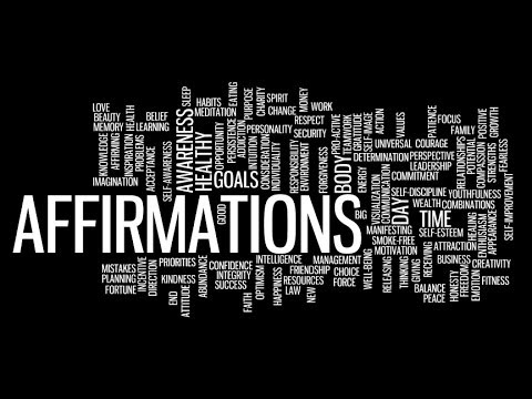Business Affirmations - Daily Affirmations for Business Success