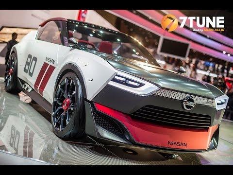 NISMO IDx CONCEPT WALKAROUND AT THE 2014 TOKYO MOTOR SHOW