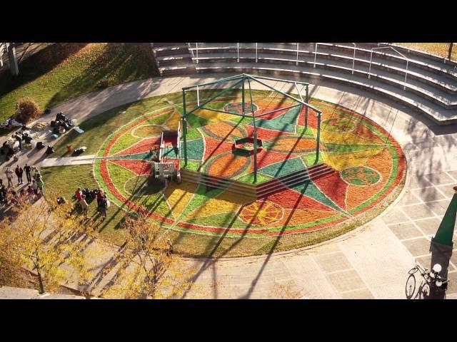 Mandala Time Lapse 2011