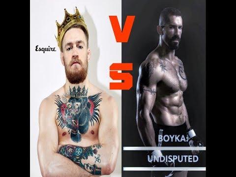 Супер бой: Конор МакГрегор vs Юрий Бойко