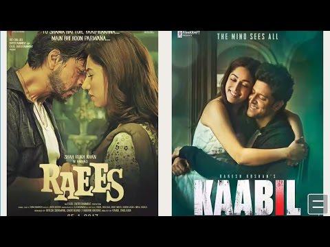Download Raees & Kaabil  HD quality in Dual Audio Hindi & Tamil thumbnail