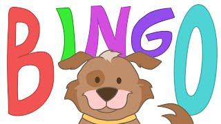 BINGO Nursery Rhyme with Lyrics | Kids Songs