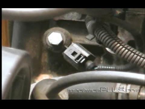 Computadora VW Pointer 1.8L. - Sensor de detonación 1 - www.mecanicaplus.com
