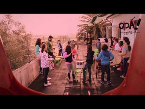 op�! | Orquestra Percussiva de �gueda
