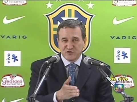 Convocação da seleção brasileira para a copa do mundo de 2006