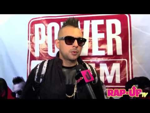 Sean Paul Talks Nicki Minaj and Iggy Azalea Collaborations