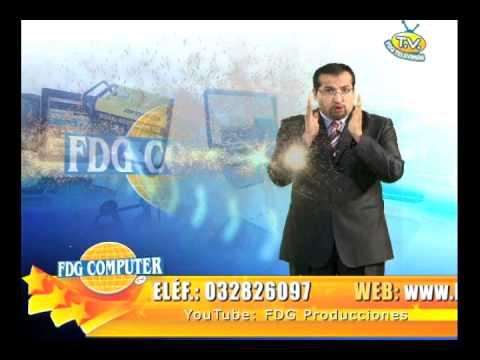 FDG Computer TV - ABRIL 2012 (parte1)
