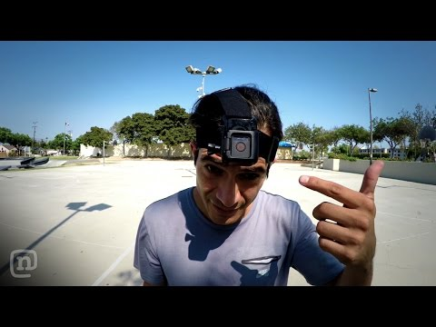 How to Film Yourself Skateboarding on NKA