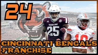 2019 Begins!!! - Madden NFL 19 | Cincinnati Bengals Franchise Ep. 24 | Pre-season sim