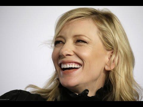 Best of Cate Blanchett's humor